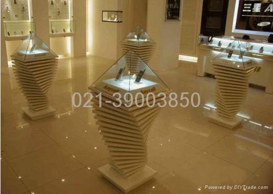 上海手機展櫃 1