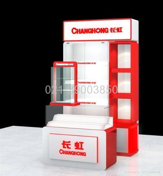 上海手機展櫃 5