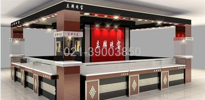 上海首飾展櫃 4