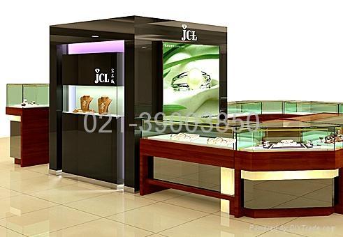 上海首飾展櫃 5