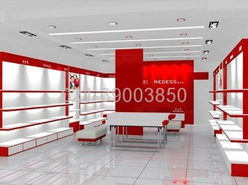 上海形象店展櫃 1