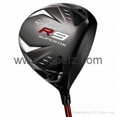 TaylorMade R9 Super Tri driver TM golf Clubs golf equipment discount golf cheap