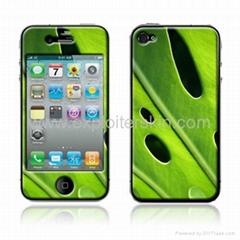 IPHONE4 epoxy skin