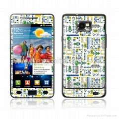 Samsung Galaxy S2 sticker
