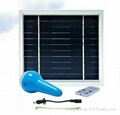 New design and affordable mini solar lighting system with remote controller  1