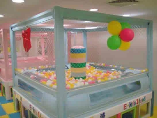 室内儿童游乐园 - mml4 - 妙妙乐 (中国) - 游艺设施