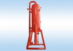 钻井液液气分离器