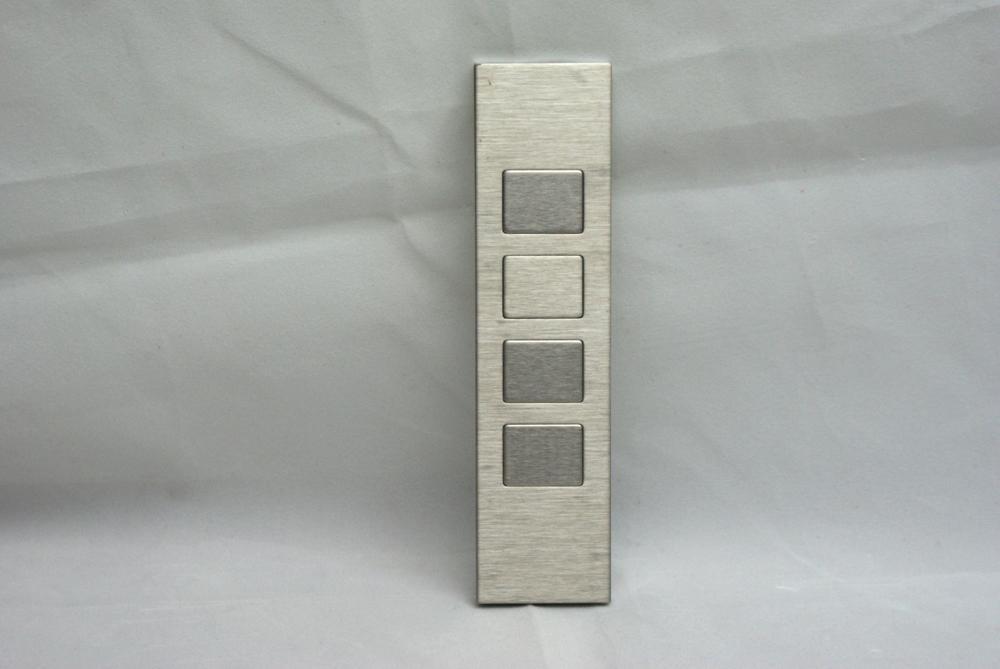 金属功能键 1