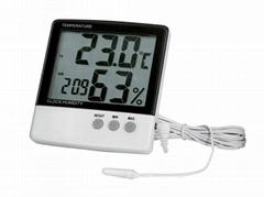 Digital indoor/outdoor  Thermo-hygrometer