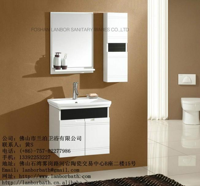 浴室柜; oem欧式浴室柜实木浴室柜定制图片