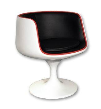 Eero Aarnio JH 108 Cup Chair China Jiaohui fiberglass modern