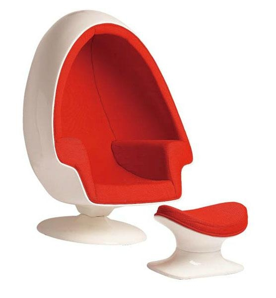 Lee West JH 153 Alpha Egg ModPod Speaker Chair China Jiaohui Fiberglass  Modern C ...