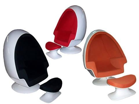 ... Lee West JH 156 Stereo Alpha Egg Pod Speaker Music Chair China Jiaohui  Fiberglas ...