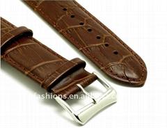 fashion leather watch strap,watch accessories (KZ-W014)