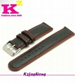 kz30034 fashion genuine leather women soft watch band