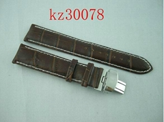 kz30020 时尚真皮女士手表带