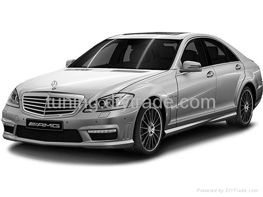 AMG 65 bodykit for Mercedes-Benz W221(2009-2012 style) 2