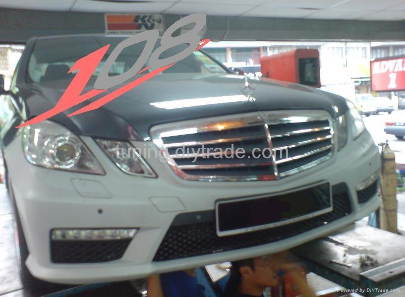 Amg E63 Style Bodykit For Mercedes Benz W212 E Class Product Catalog