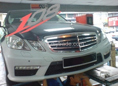 AMG E63 style bodykit for Mercedes-Benz W212 E-class