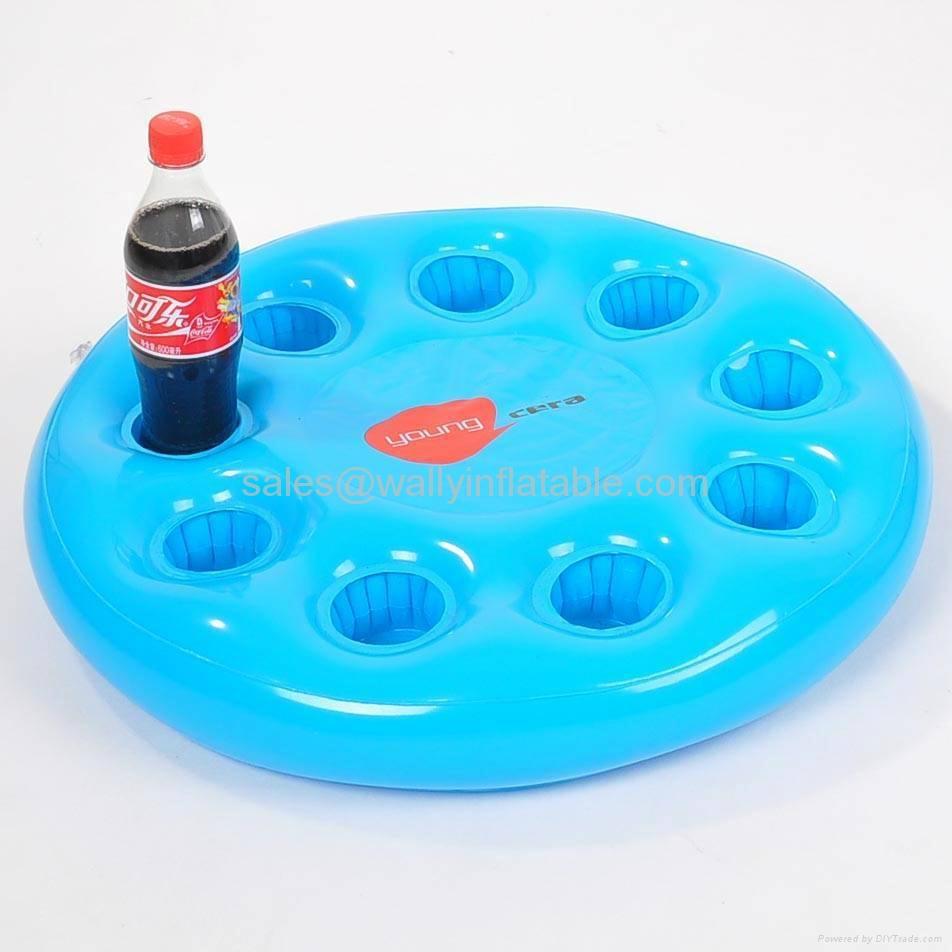 Merveilleux ... Inflatable Drink Holder 3 ...