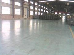 金剛砂耐磨地坪塗裝系統