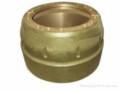Auto parts Break drum --MAN 81501100214