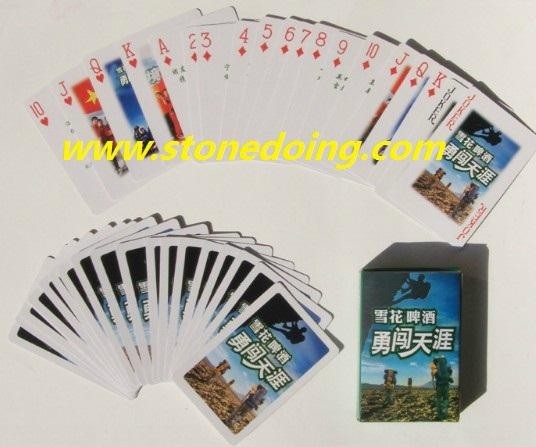 Promotional Game Cards & Playing Cards 5