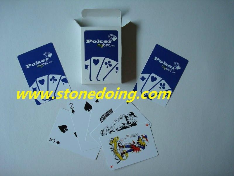 Promotional Playing Cards 1