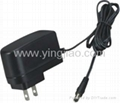 12W Wall plug-in type Switching Power Adapters