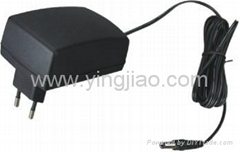 35W   Wall plug-in type switching power adapter