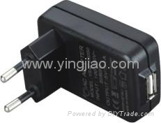4W  Wall plug-in type Switching Power Adapters