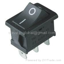 Miniature Illuminated Rocker Switch 2
