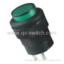 Round Illuminated Push Button Switch