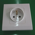 NF-B05 PC European Wall socket