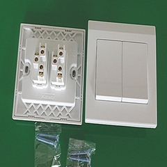 86 touch wall light switch pc wall switch