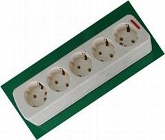 NF-C05 PP floor socket