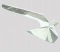 HCH marine hardware, triangle anchor