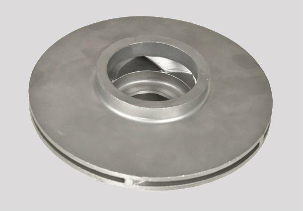 stainless steel colse impeller 1