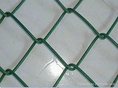 PVC包塑勾花網活絡網