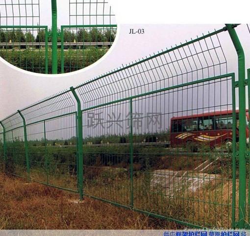 框架护栏网铁路护栏网 2