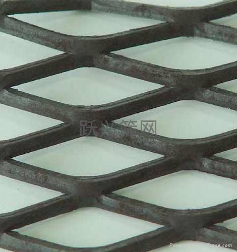 钢板网拉伸网菱形网 2