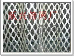 钢板网拉伸网菱形网 4