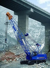 Construction machine XCMG 55 ton Crawler Crane QUY55