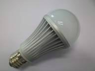 T3 8W LED贴片球泡灯(车铝)