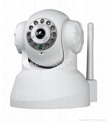 wireless wifi ip camera with  IR