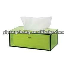 2012 Beautiful Acrylic Tissue Box Machine for Paper