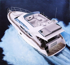 Power boat SL430