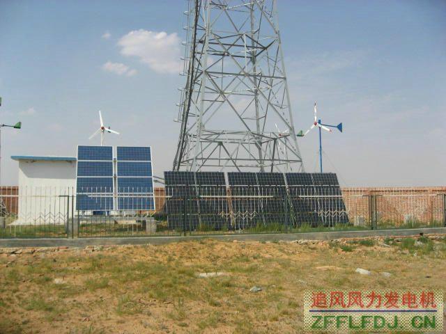 内蒙古赤峰风力发电机