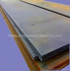 boiler and pressure vessel steel plate--13MnNiMoR(hot rolled)