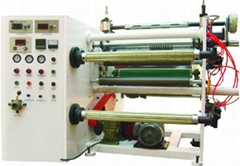 PE/PET/Optical Film Preventing scratch Slitter Rewinder Machine